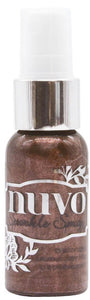 Nuvo Sparkle Spray 1oz Cocoa Powder