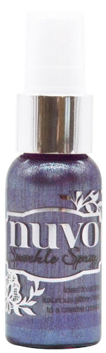 Nuvo Sparkle Spray 1oz Lavender Lining