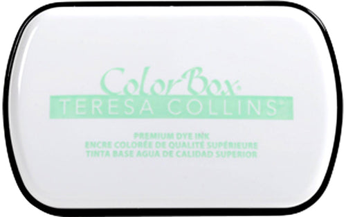 ColorBox Premium Dye Ink Pad Full Teresa Collins Fresh Mint