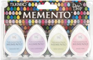 Oh Baby Dew Drop Memento 4 Pack