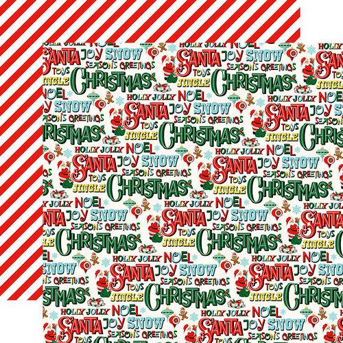 Carta Bella Season's Greetings 12x12 Pattern Paper
