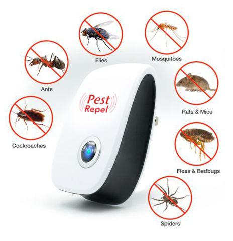 UltraSonic Pest & Rodent Repeller