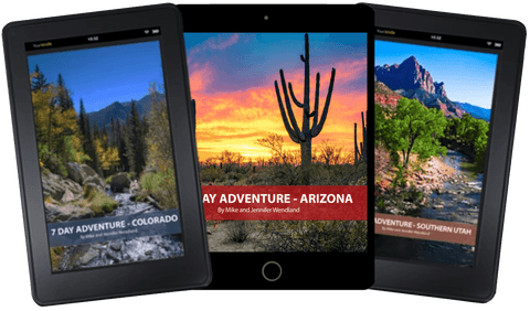 Southwest Adventure Guide Bundle (Arizona, Utah, & Colorado)