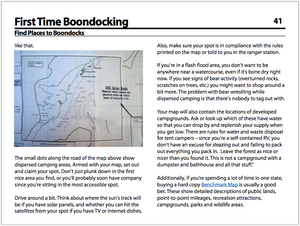 [Ebook] The Beginner's Guide to Boondocking
