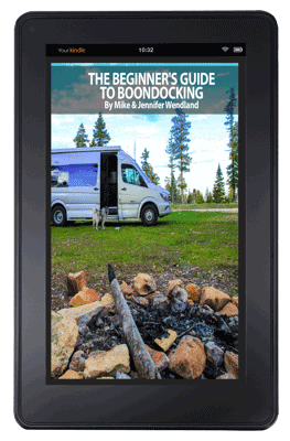 [Memorial Day E-Book Bundle] Beginner's Guide to Boondocking & 7 Day Adventure Guides for Michigan's Upper Peninsula, Southern Utah & Colorado