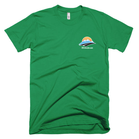 RV Lifestyle Short-Sleeve T-Shirt