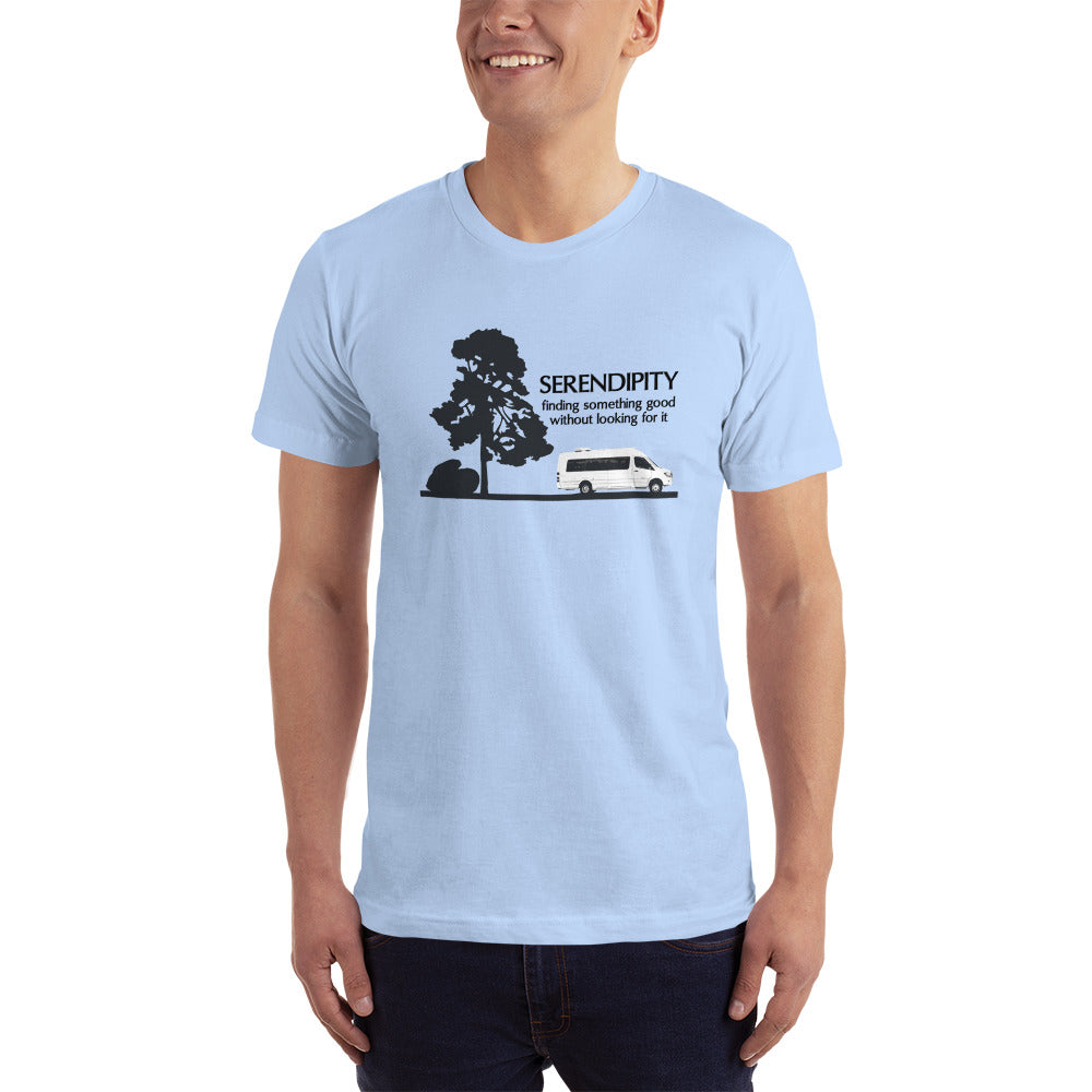 Serendipity Camping Short-Sleeve T-Shirt