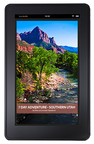 [7-Day RV Adventure E-Book Bundle] Michigan's Upper Peninsula, Southern Utah & Colorado