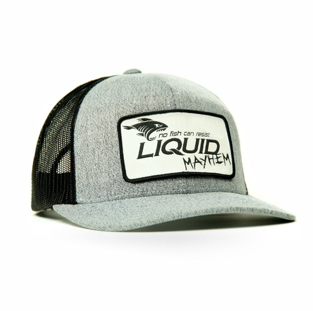 Liquid Mayhem Snap Back Hat