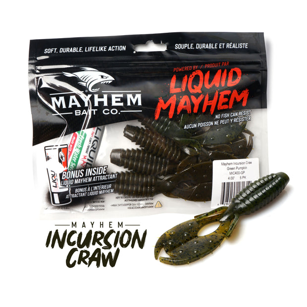 Mayhem Incursion Craw
