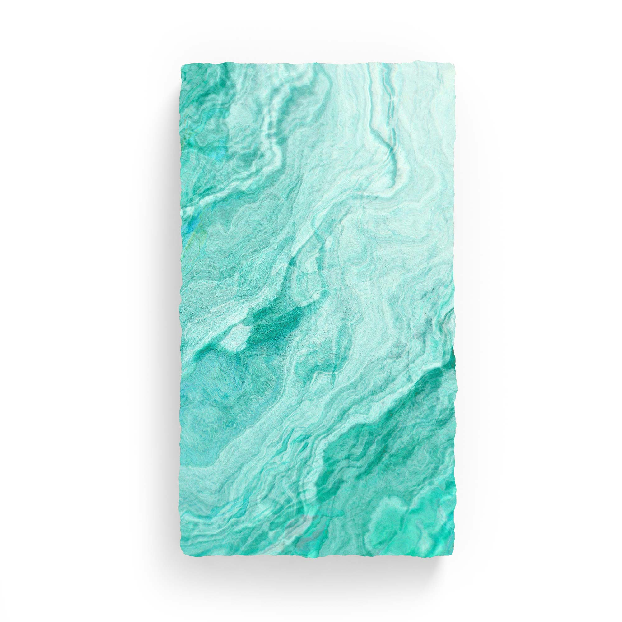 Sea Glass Marble Soap Bar
