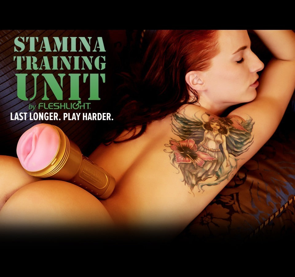 Fleshlight Stamina Training Unit, STU, Exclusive  Only at www.masalatoys.com