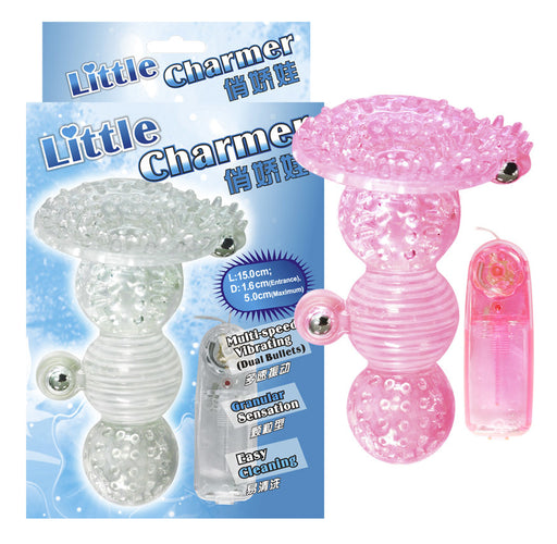 Little Charmer, Discreet Dual Vibrating Mastubator, Exclusive on www.masalatoys.com