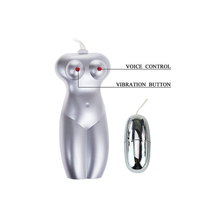 Pleasure of Intense Love Bullet Vibrator