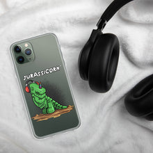 Load image into Gallery viewer, Jurassicorn iPhone Case