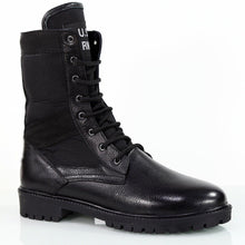 Load image into Gallery viewer, Black US Army Print Desert Boots Shoes 484 Streetwear US Army Boots
