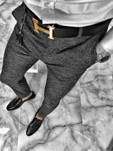 Load image into Gallery viewer, Black Casual Pant S226 Streetwear Casual Pants
