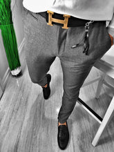Load image into Gallery viewer, Gray Casual Pant S202 Streetwear Casual Pants