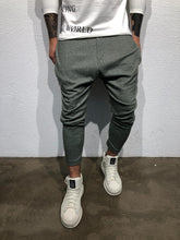 Load image into Gallery viewer, Khaki Baggy Jogger Pant B312 Streetwear Jogger Pants