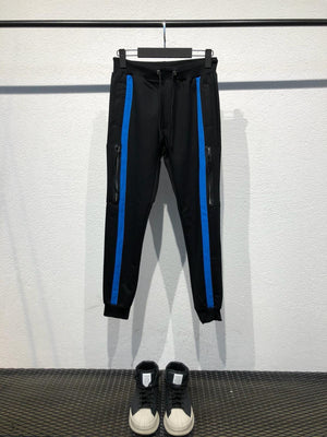 Sneakerjeans - Black Striped Jogger Pant B305 Joggers - Sneakerjeans