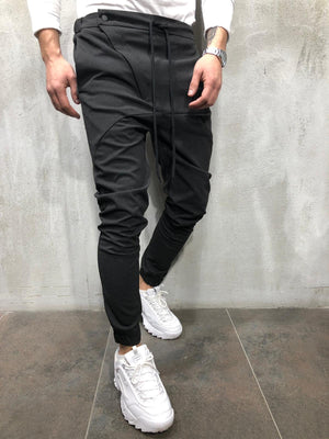 Anthracite Banding Jogger Pant A247 Streetwear Jogger Pants - Sneakerjeans