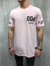 Load image into Gallery viewer, Pink Printed Oversize T-Shirt A23 Streetwear T-Shirts