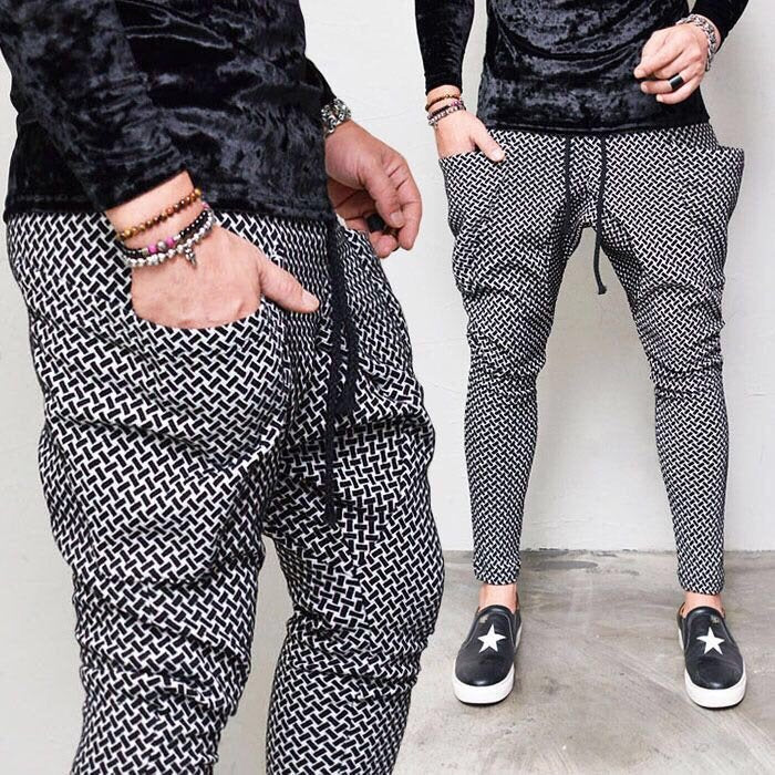 Big Side Pocket Baggy Jogger Pant SJ66 Streetwear Jogger Pants