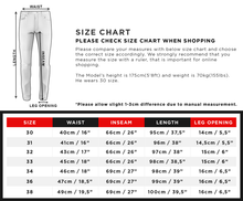 Load image into Gallery viewer, Black Pattern Casual Jogger Pant S110 Streetwear Jogger Pants
