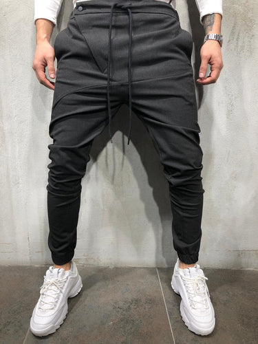 Anthracite Banding Jogger Pant A247 Streetwear Jogger Pants