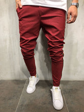 Load image into Gallery viewer, Bordeaux Jogger Pant A165 Streetwear Jogger Pants - Sneakerjeans