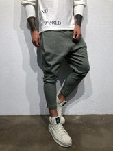 Load image into Gallery viewer, Khaki Baggy Jogger Pant B312 Streetwear Jogger Pants - Sneakerjeans