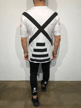 Load image into Gallery viewer, White Printed T-Shirt B118 Streetwear T-Shirts