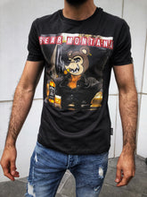 Load image into Gallery viewer, Bear Montana Printed T-Shirt OT12 Streetwear T-Shirts
