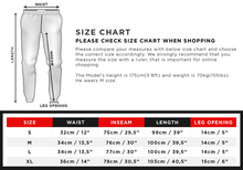 Load image into Gallery viewer, Anthracite Side Striped Jogger Pant HB8 Streetwear Jogger Pants - Sneakerjeans