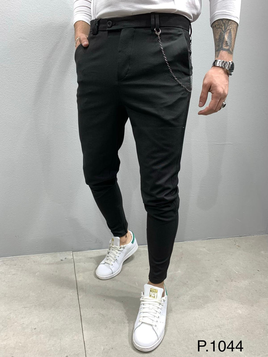 Sneakerjeans Black V2 Casual Pant AY848