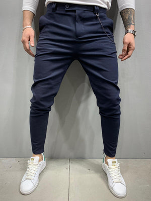 Sneakerjeans Blue V2 Casual Pant AY849