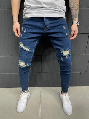 Sneakerjeans Ripped Jeans AY240