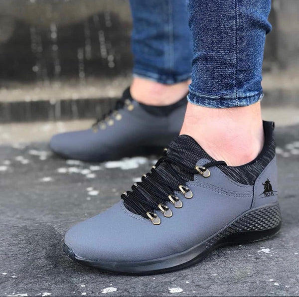 Anthracite Sneaker 0601-07