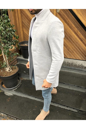 Sneakerjeans Gray Coat ST068