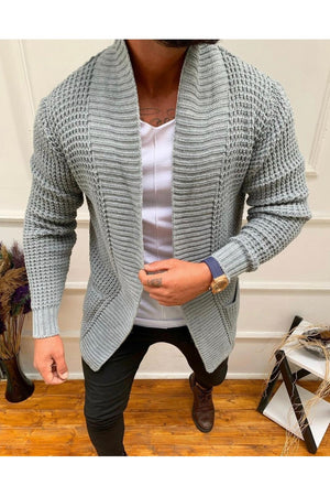 Sneakerjeans Gray Cardigan SE701