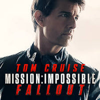 Mission Impossible Fallout iTunes