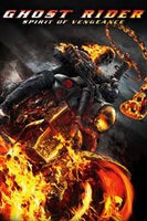 Ghost Rider: Spirit of Vengence HD UV