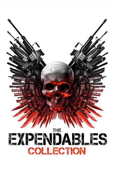 Expendables Collection UV HD