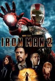 Iron Man 2 iTunes XML
