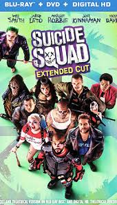 Suicide Squade Extended Cut HD