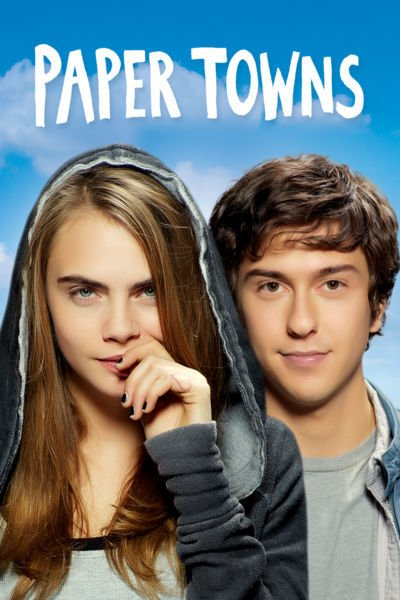 Paper Town HD UV or iTunes
