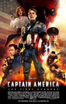 Captain America: First Avenger iTunes XML