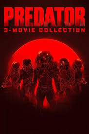 Predator 3-Movie Collection HD MA