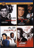 Lethal Weapon Collection HD UV  (see description)
