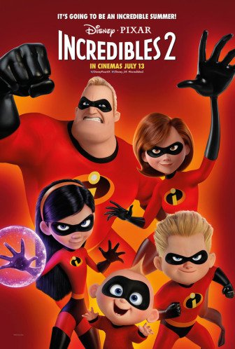 Incredibles 2 4k DMA FULL